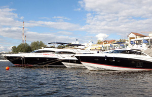 Moscow Yacht Show 2010