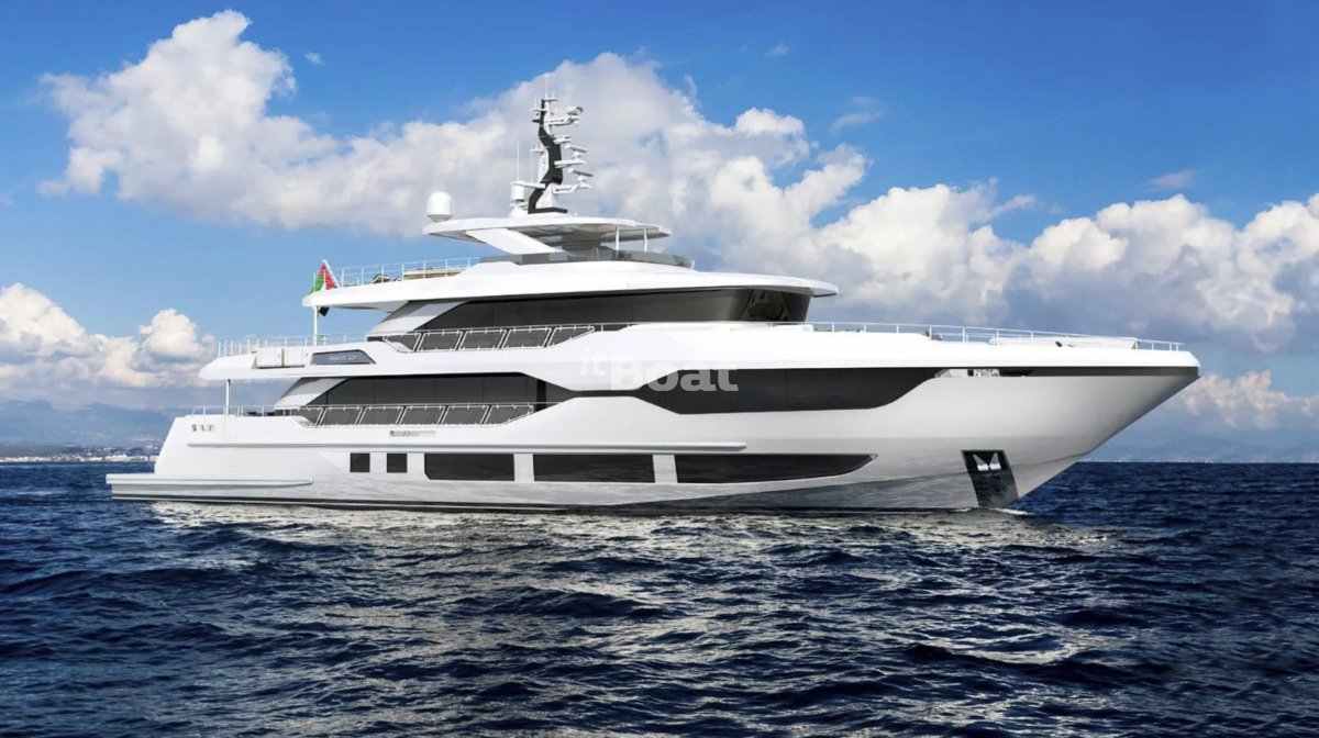 Majesty Yachts 120 (2020)