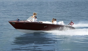 Boesch 710 Costa Brava De Luxe Electric Power