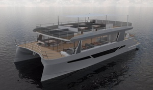 Flash Catamarans Flash Cat 70 Passenger