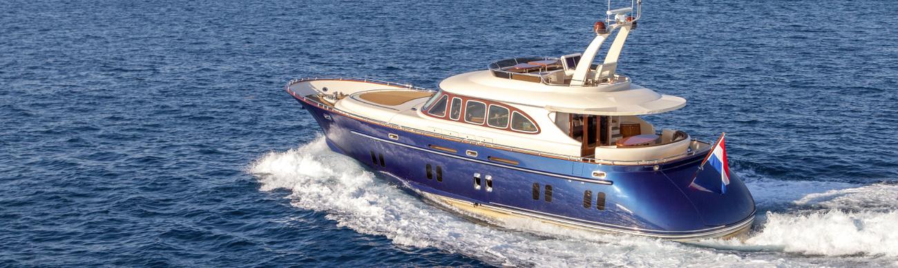 Яхты в романтическом ретро-стиле