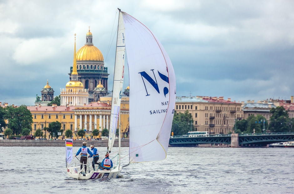Sailing Champions League - new «business card of» sporting St. Petersburg