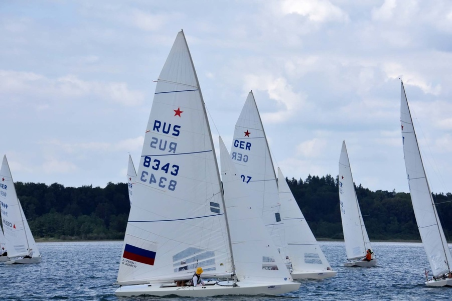 The 2018 Star Europeans Championship