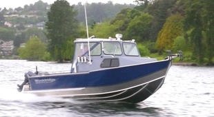 Wooldridge 20' Super Sport Offshore