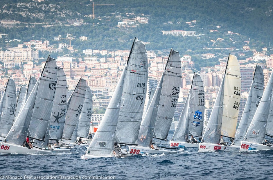 Melges 20 Winter Series: Hot. Winter. Our