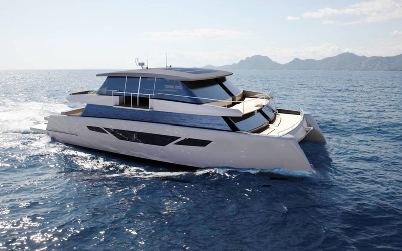 Flash Catamarans 74SC