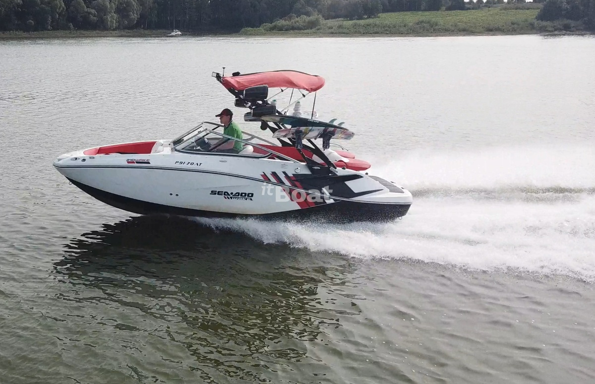 SeaDoo 210 Challenger SE