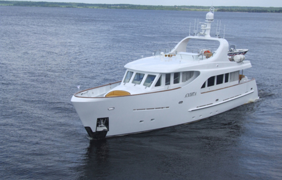 "Yacht ""Aelita"""