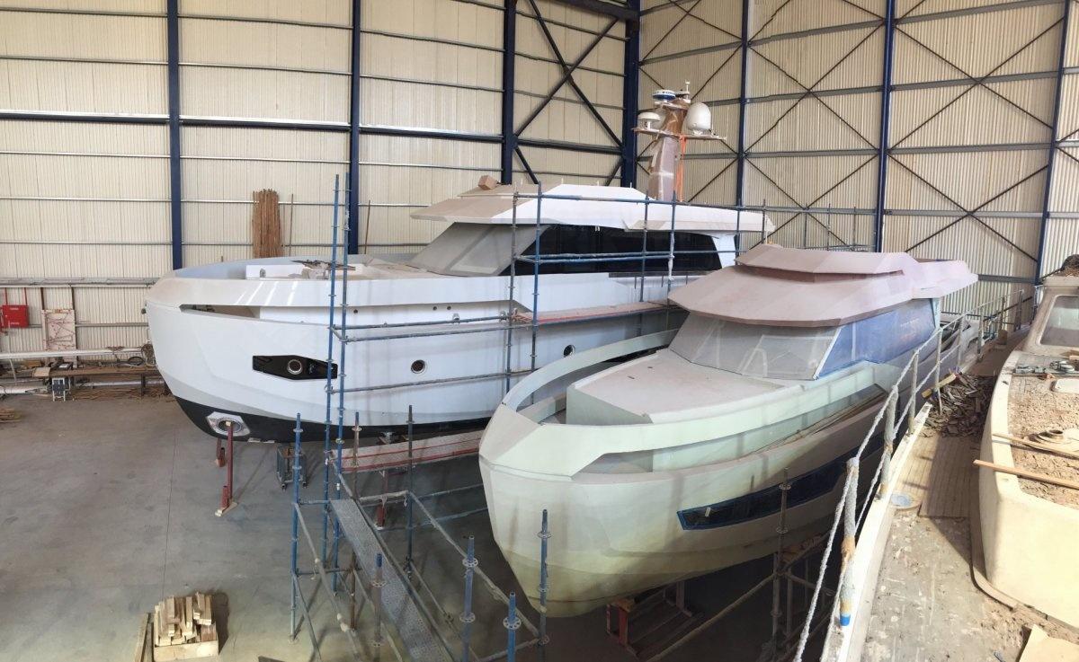 Naval Yachts