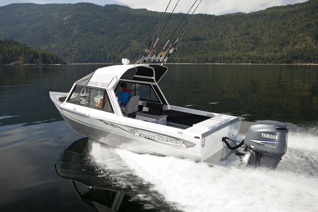 KingFisher 2025 Escape HHT