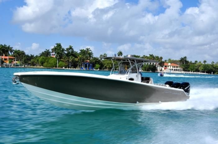 Nor-tech 390 Sport Open