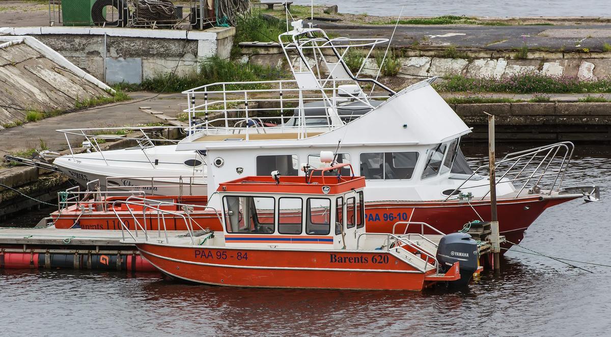 Barents Boats