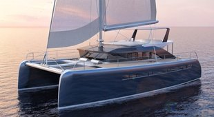 Baikal Yachts Group 14 Cat Sail