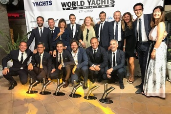 Ferretti Group хакнула World Yachts Trophies