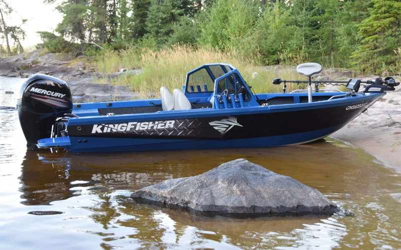KingFisher 1825 Warrior Sport