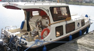 Haber Yachts 20 mini Reporter