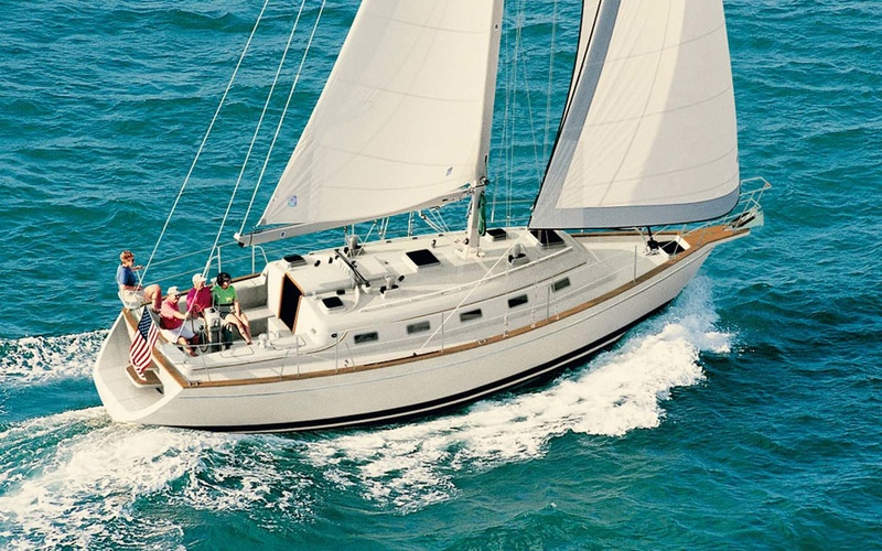 Island Packet Yachts IP 379