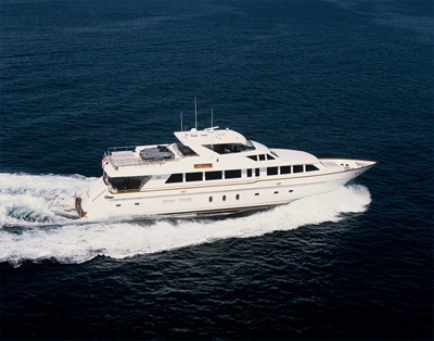 Hargrave Raised Pilothouse 108'