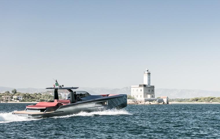 Maori Yacht 54 Cabrio