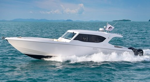 Gulf Craft Silvercraft 48 HT