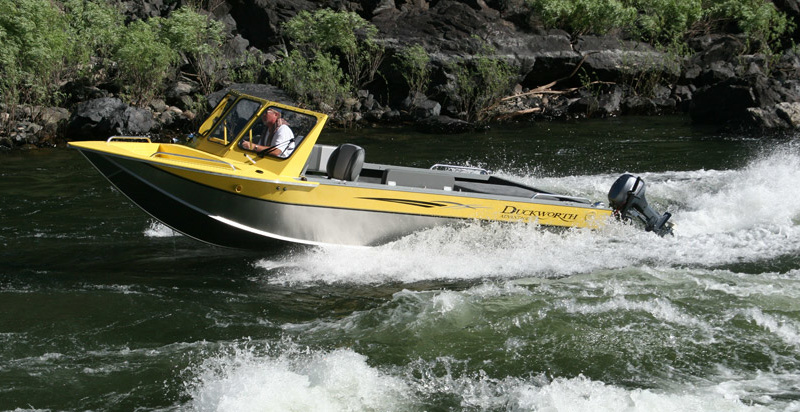 Duckworth 19 Advantage Inboard Jet