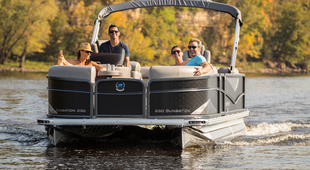 Premier Pontoons SunSation