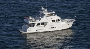 Outer Reef  610 Motoryacht