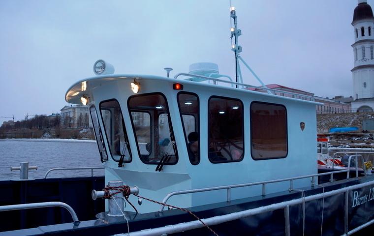 Barents Boats 1200