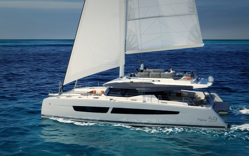 Fountaine Pajot New 59