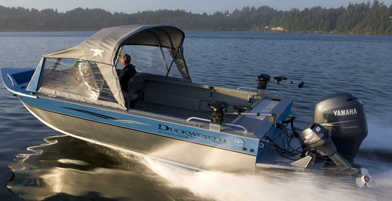 Duckworth 215 SE Pacific Navigator