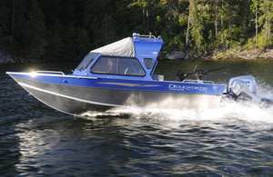 200 Sterndrive Pacific Navigator