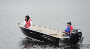 Princecraft Springbok DL BT