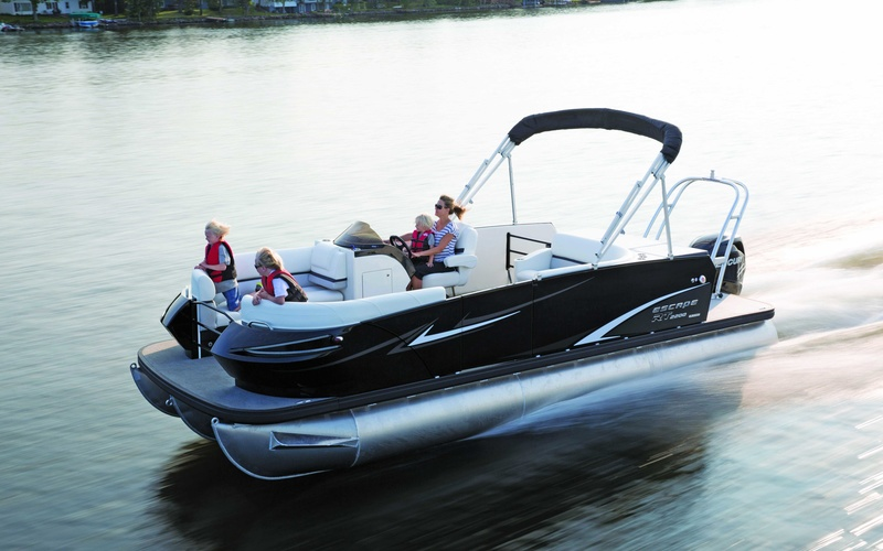 Escape 2400 RT Twin Cruiser