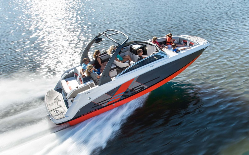 Four Winns HD 240 Surf