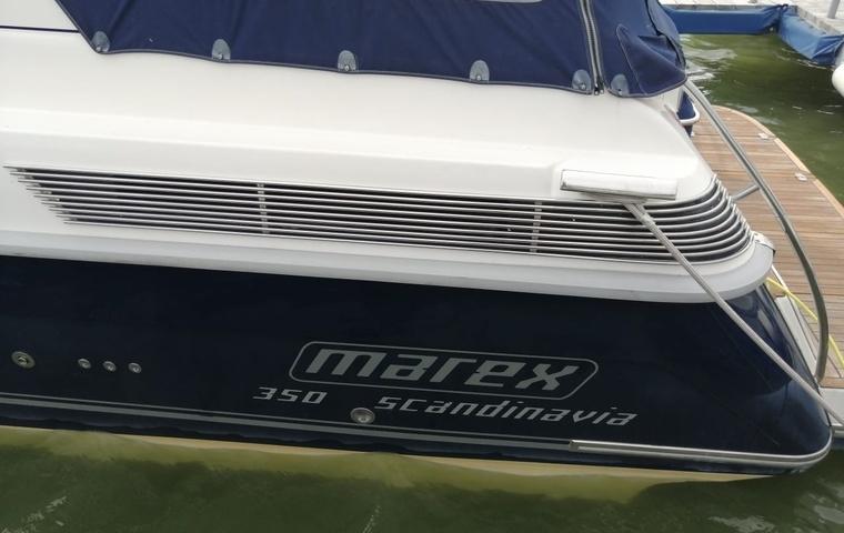 2008, Marex 350 Scandinavia
