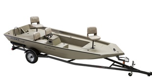 Alumacraft MV 1756 AW SC