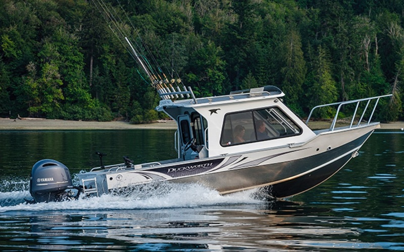 Duckworth 24 Pacific Pro