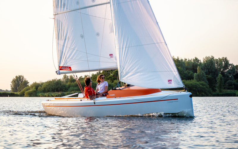 Aira Boats 22 MatchRacer