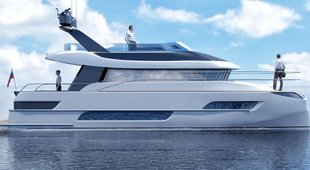 Baikal Yachts Group 14 DS