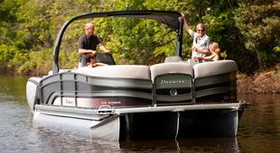 Premier Pontoons Intrigue RF