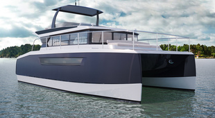 Pacifico Yachts Voyager 117