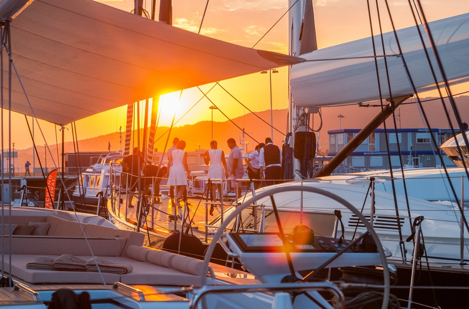 Guide to the 42nd Cannes Yacht Festival