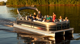 Premier Pontoons Boundary Waters