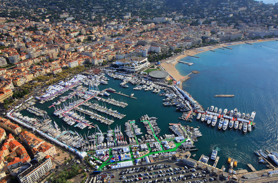 Онлайн-трансляция Cannes Yachting Festival 2015