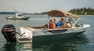 Duckworth 18 Pacific Navigator Sport