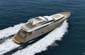 Continental III 34.00 Flybridge