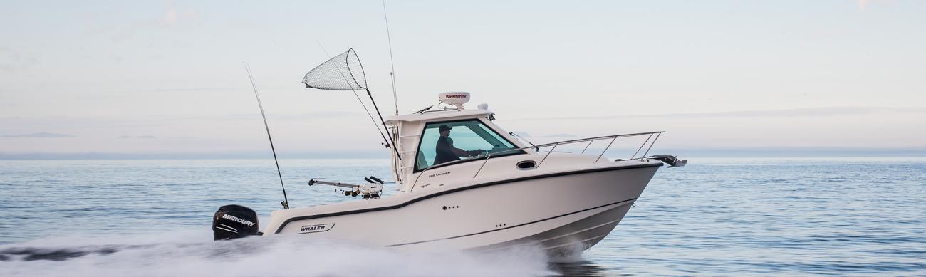 Увлечение рыбной ловлей — одна из главных причин покупки катера