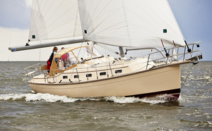 Island Packet Yachts IP 349