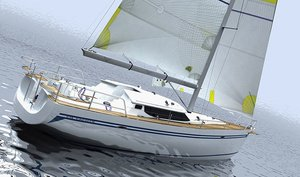 CR Yachts 440 DS
