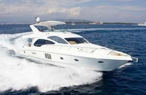 Majesty Yachts 63